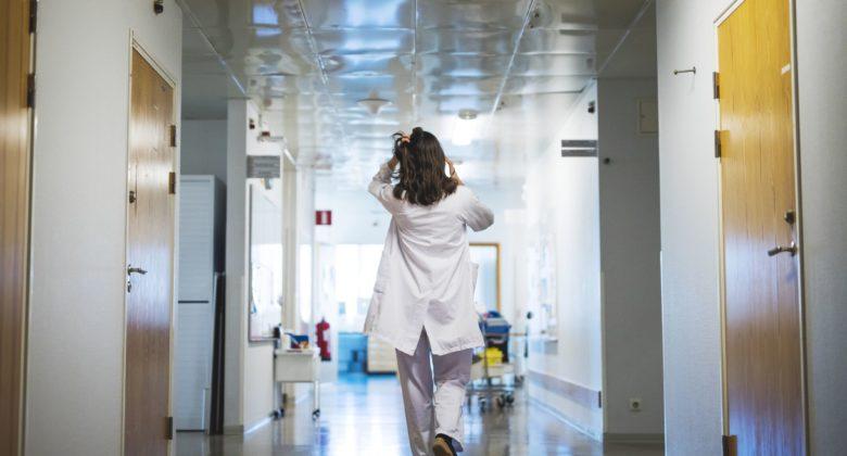 Hospital Sygeplejeske - iStock